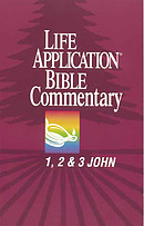 1, 2 & 3 John : Life Application Bible Commentary