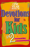 One Year Book: Devotions for Kids 2