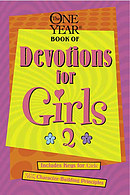 The One Year Book of Devotions for Girls 2