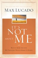 It's Not About Me Hardback Book