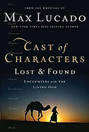 Cast Of Characters Lost And Found Hb