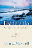 A Leaders Promise for Every Day: A Daily Devotional