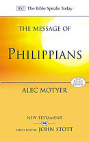 The Message of Philippians