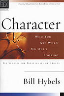 Christian Basics Bible Studies : Character