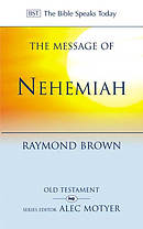 The Message of Nehemiah