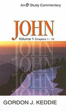 John Vol 1 : An EP Study Commentary