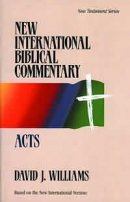 Acts : Vol 5 : New International Bible Commentary