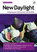 New Daylight May - August 2016