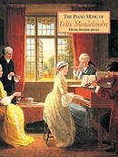Piano Music of Mendelssohn