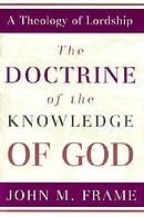 Doctrine Of The Knowledge Of God