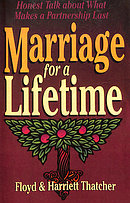 Marriage For A Lifetime