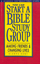 You Can Start a Bible Study Group