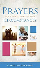 Prayers That Change Things In Your Circumstances Paperback Book