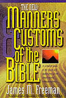 New Manners And Customs Of The Bible Pb