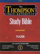NAS Thompson Chain-Reference Bible Black