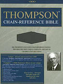 Thompson Chain Reference Bible Regular Size