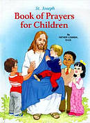 Saint Josephs Book Of Prayers For Children