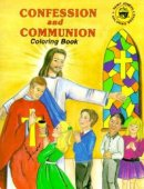 Confession And Communion Coloring Book