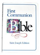 NAB First Communion Bible: Imitation Leather