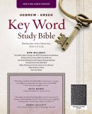 Hebrew-Greek Key Word Study Bible, The