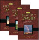 Psalms : Treasury of David : A Commentary on the Psalms (in 3 volumes)