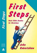 First Steps: Basic Bible Studies for Christians