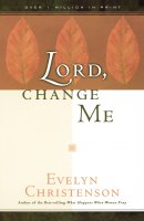 Lord, Change Me