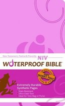 NIV Waterproof New Testament, Psalms and Proverbs Pink