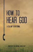 How to Hear God: A 50-Day Devotional