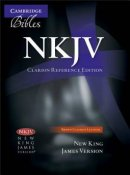 NKJV Clarion Reference Bible calfskin leather, brown