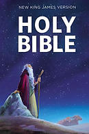 NKJV, Children's Outreach Bible, Softcover