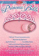 NKJV Princess Bible: Pink, Leatherflex