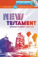 The Word of Promise Next Generation New Testament with MP3 CD-ROMs