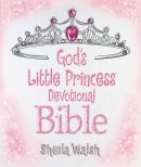 Gods Little Princess Devotional Bible Pink