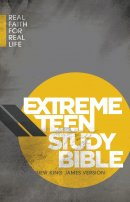 NKJV Extreme Teen Study Bible: Hardcover