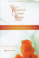 NIV Womans Study Bible: Hardback