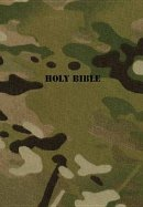 NKJV American Patriot's Pocket Bible: Camo, Authentic American Army Fabric Cover