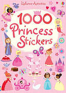 1000 Princess Stickers