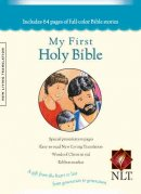 NLT My First Holy Bible: Blue, Hardback