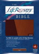 NLT Life Recovery Bible : Dark Brown / Brown Leatherlike