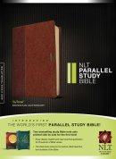 Nlt Parallel Study Bible Tutone Brown