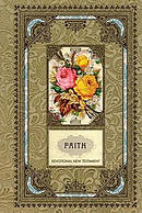 NLT Faith Vintage Gift Devotional New Testament