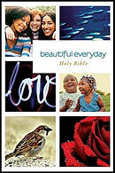NLT Beautiful Everyday Bible Paperback