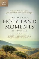 One Year Holy Land Moments Devotional Pb