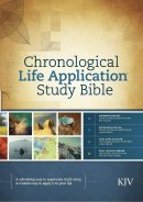 KJV Chronological Life Application Study Bible
