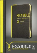 NLT Zips Bible: Yellow, Canvas Cover, Zip