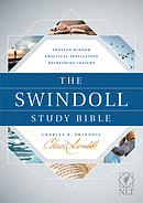 The NLT Swindoll Study Bible