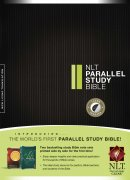 NLT Parallel Study Bible Hardcover Thumb Indexed