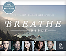 NLT Breathe Bible Audio New Testament MP3