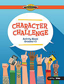 Character Activity Book Age 6 9